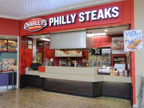 Charley S Philly Steaks Pos X